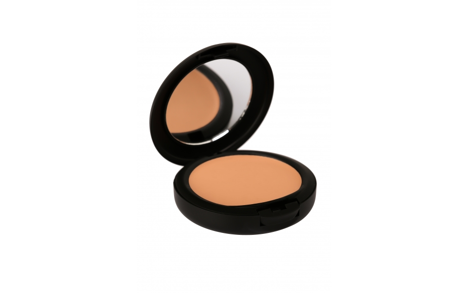 CREAM FOUNDATION COMPACT - NO 4 (OLIVE )