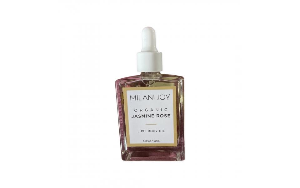 LUXE BODY OIL JASMINE ROSE